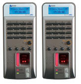 Real time Fingerprint time attendance systems software & payroll