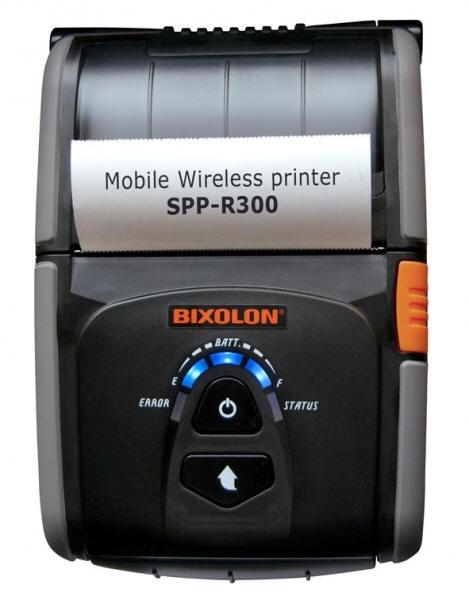 Mobile POS printer support Android iOS bixolon mini printers