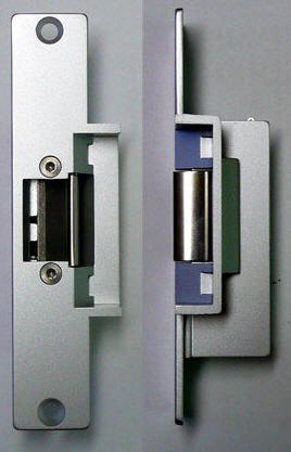 Electromagnetic Door Locks Deadbolts Strike Locks Double
