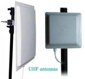 UHF Transponder Long range RFID Tag Active passive LF HF UHF