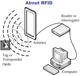 RFID Wireless Products NFC Mifare Proximity 13 5Mhz 125K RFID India