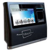 POE Time Attendane Access Control Systems software with payroll