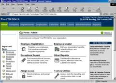 enDess Enteprise Server based fingerprint security software
