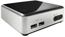 NUC Kit D54250WYK powered by the latest 4th generation Intel® Core i5 processor