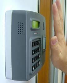 Contact Less Hygienic Time Attendance System