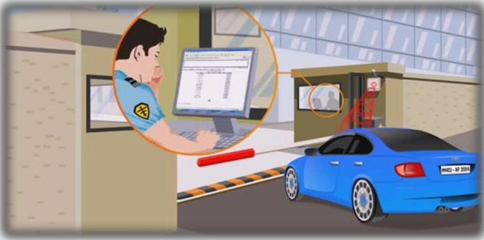 Security Systems Using With Rfid Biometris Gsm Wireless